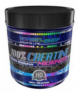 Vitamin-Shop 100% Creatine Micronized