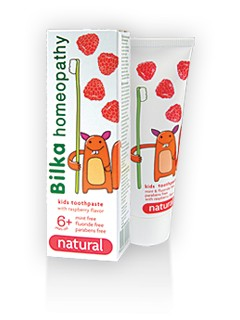 Bilka homeopathy natural 6+
