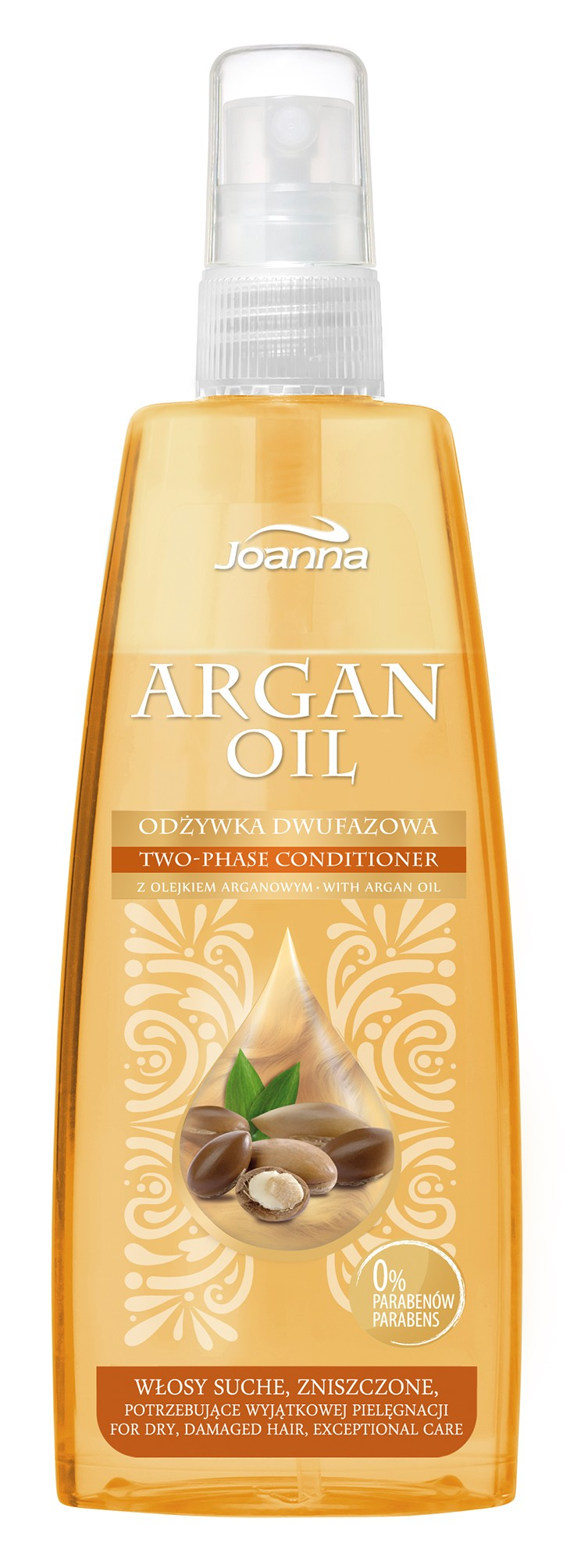 Двуфазов лосион за коса с арган Argan Oil